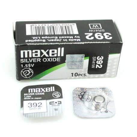 Caja de 10 pilas 392 Maxell