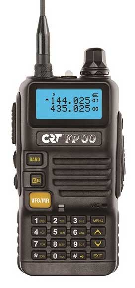 Walkie Doble Banda CRT FP00