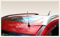 Antena Iman Tiniloc R1 y R2 para coche.