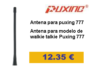 Antena Walkie Talkies
